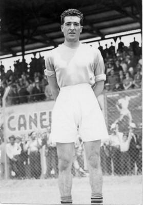Samuel González, futbolista