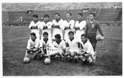 Equipo de fútbol del Istituto Politécnico Nacional