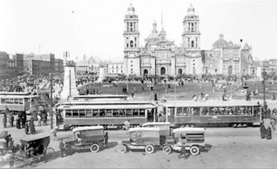 Catedral de México, fachada