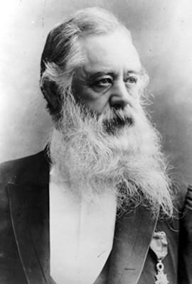 José María Velasco, retrato