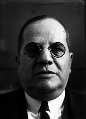 Telésforo Ocampo, abogado defensor, retrato