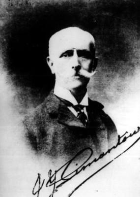José Ives Limantour, retrato