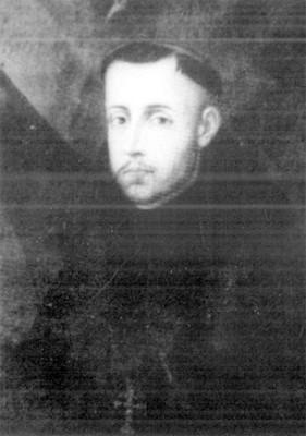 Sacerdote, grabado