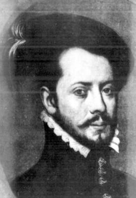 Hernán Cortés, Conquistador de Nueva España, pintura
