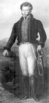 Vicente Guerrero, retrato
