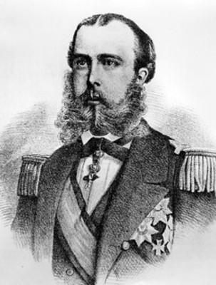Maximiliano de Habsburgo, retrato