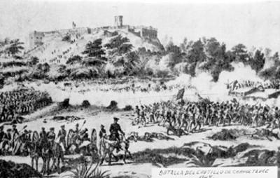 Batalla del Castillo de Chapultepec, 1847