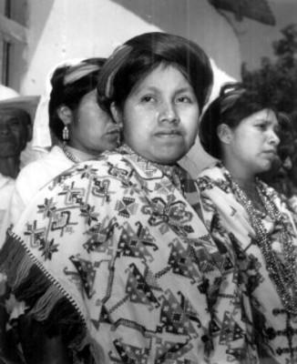 Mujeres náhuas, retrato