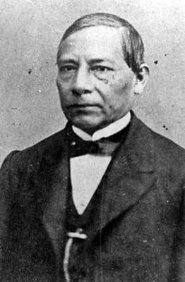 Licenciado Benito Juárez, retrato