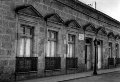 Casa donde vivió Melchor Ocampo en la Ciudad de México