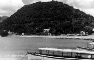 Lago de Chapala, vista parcial
