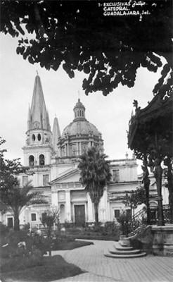 1 exclusivas Julio Catedral de Guadalajara, Jal