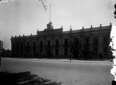 Planificación- Aduana de Santiago Tlatelolco
