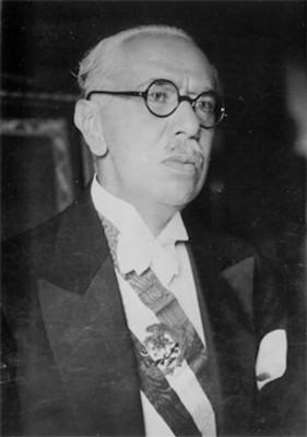 Pascual Ortiz Rubio Presidente, retrato