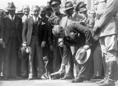 Ing. Pascual Ortiz Rubio, Presidente Constitucional de los Estados Unidos de México