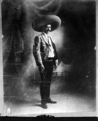 Emiliano Zapata, retrato