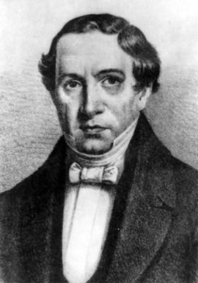 José Manuel Herrera, insurgente, retrato