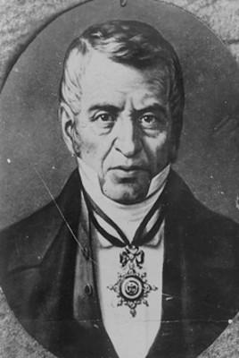 Manuel de la Peña y Peña, Presidente de México, retrato