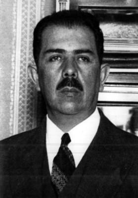 Lázaro Cárdenas del Rio, retrato