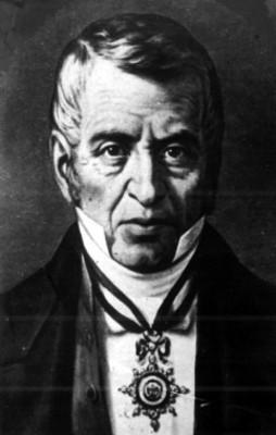 Manuel de la Peña y Peña, retrato