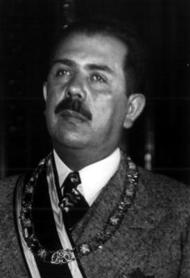 Lázaro Cardenas del Río, retrato