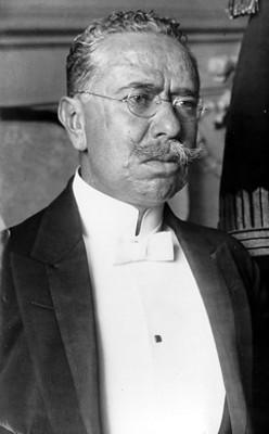 Pascual Ortiz Rubio, presidente, retrato