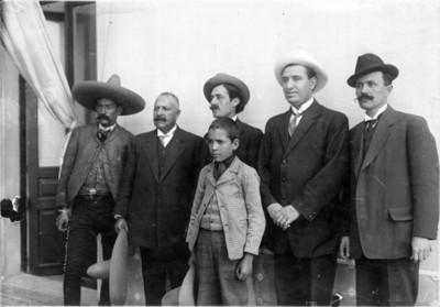 Revolucionarios se rinden a Huerta