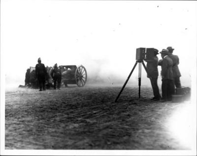 Fotógrafos retratan acción militar