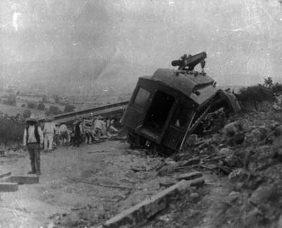Convoy de federales volado por zapatistas