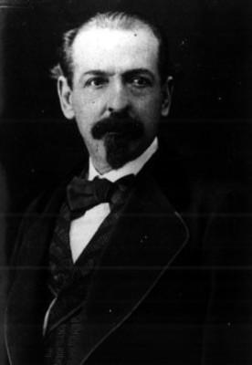 General Miguel Auza Arrenechea, litografía