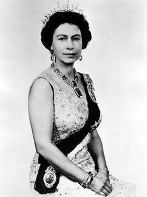 Isabel II, reina de Inglaterra