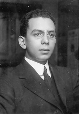 "Retrato de ""Rafael Alducin"", periodista"