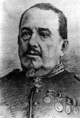 """""""Gral. Miguel Negrete"""", reprografía"""