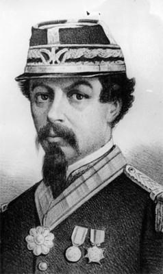 """""""Gral. Miguel Miramón"""", reprografía"""