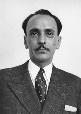 Alfonso Arrache, retrato