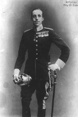 """Alfonso XIII, Rey de España"", reprografía"