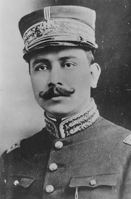 """Gral. Candido Aguilar"", retrato"