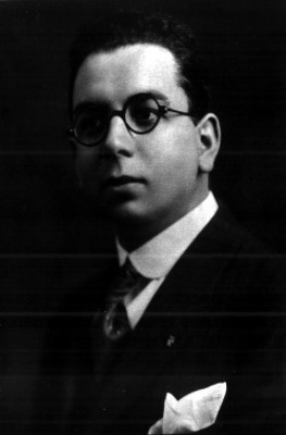 """Rafael Alducín"", periodista, retrato"