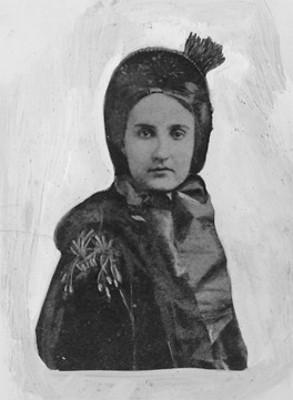 """Carlota. Emperatriz [de México]"", retrato"