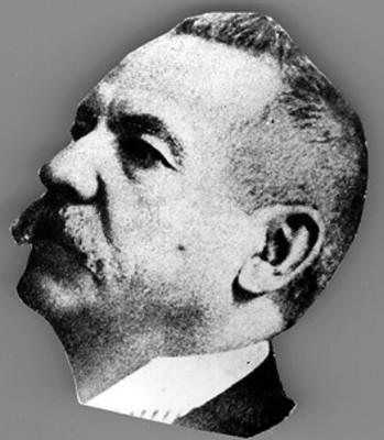 """""""Miguel Cabrera"""", retrato"""