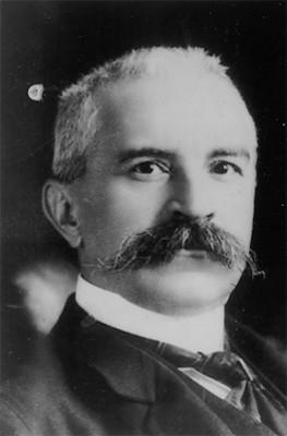 """""""Ramón Corral"""", Vicepresidente, retrato"""