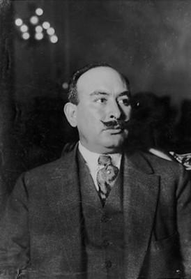 Jesús Agustín Castro en la apertura de la XXXI legislatura, retrato