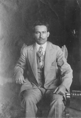 Rafael Cárdenas, militar