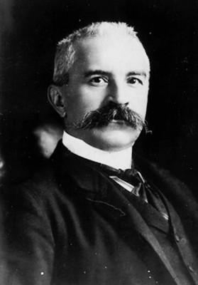 Ramón Corral, vicepresidente, retrato