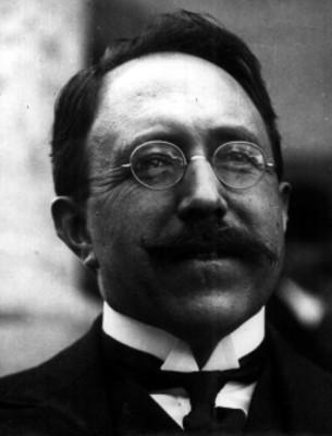 Luis Cabrera Lobato, retrato