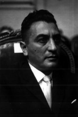 Oswaldo Cravioto Cisneros, gobernador del estado de Hidalgo