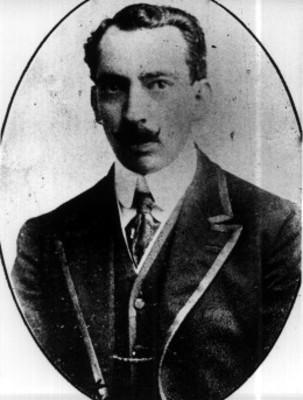 Alfonso Cravioto Mejorada, escritor y político, retrato