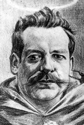 Corl. Miguel Cabrera, dibujo