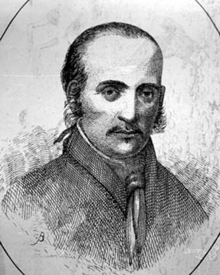 Miguel Cabrera, pintor, grabado