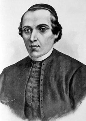 Francisco Javier Clavijero, Sacerdote, pintura